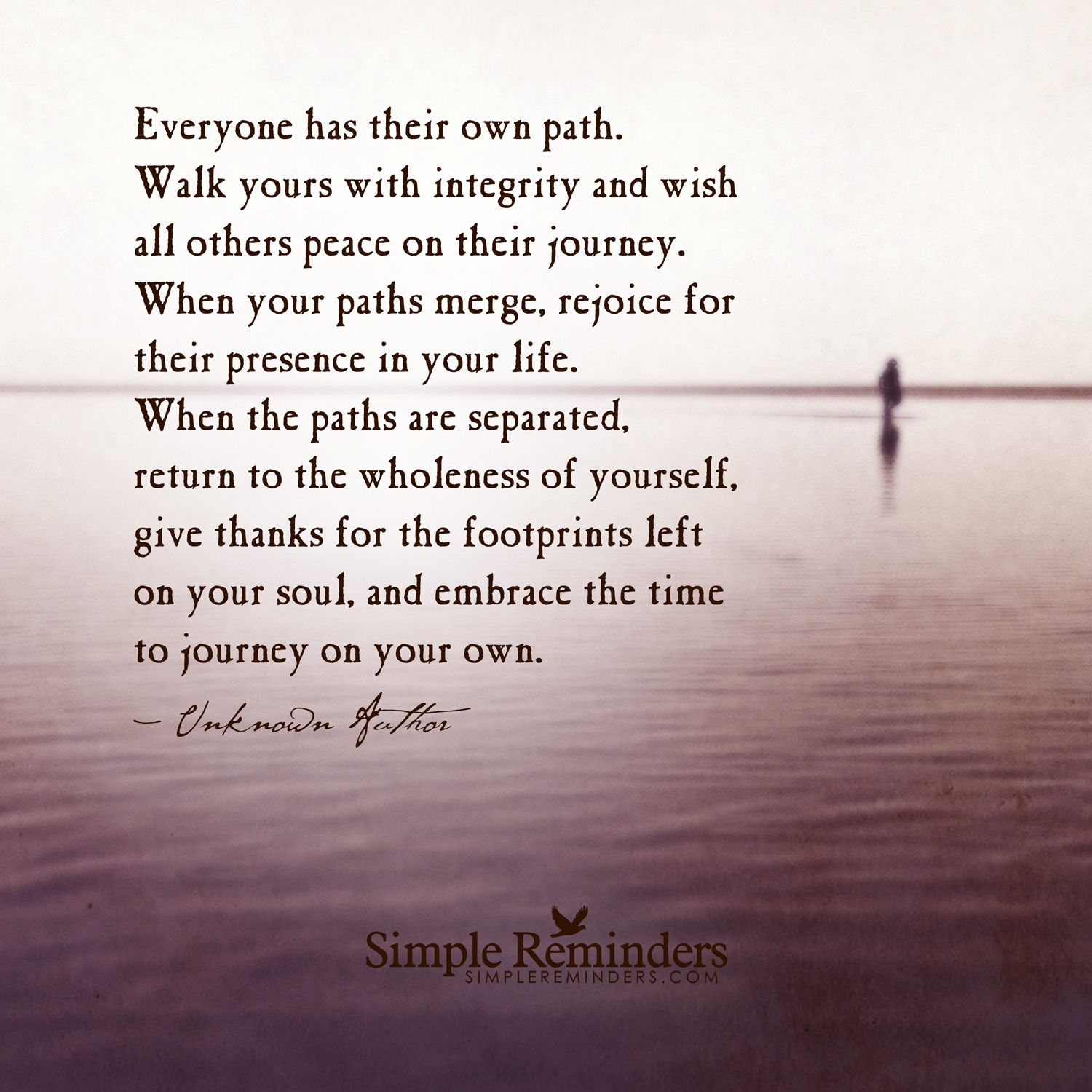 Ordinaire Simple Sayings For A Sunday! Walk Confidently And Care Deeply. Let Nothing  Deter You From Your Appointed Path! Rejoice In Those Who Find You And Those  You ...