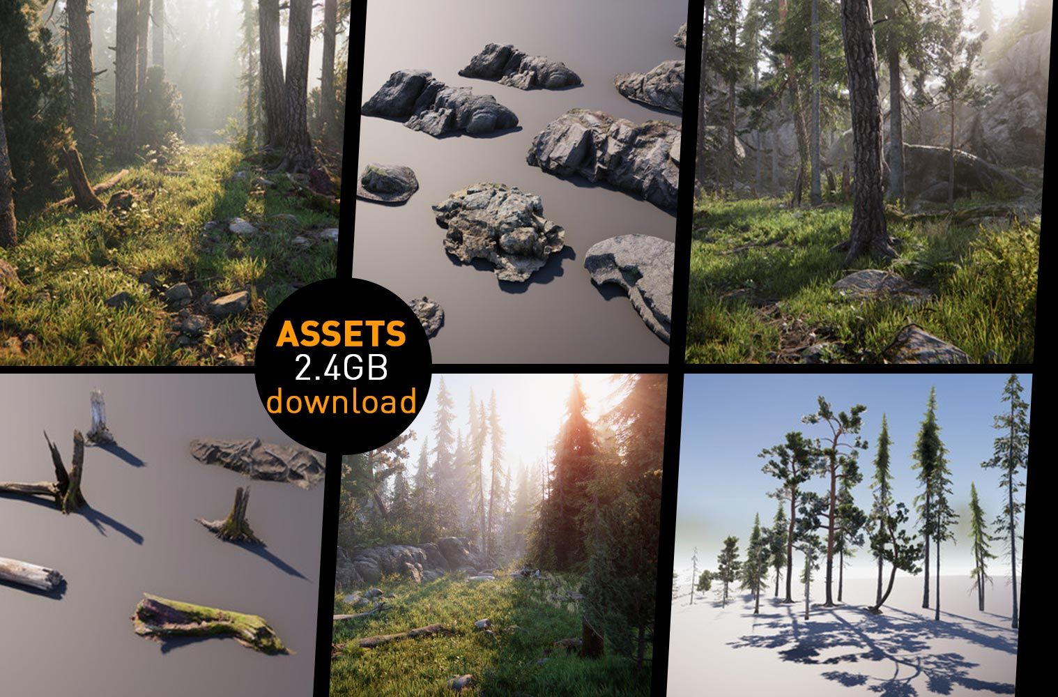 Download free assets from Unity   Unity   Дерево