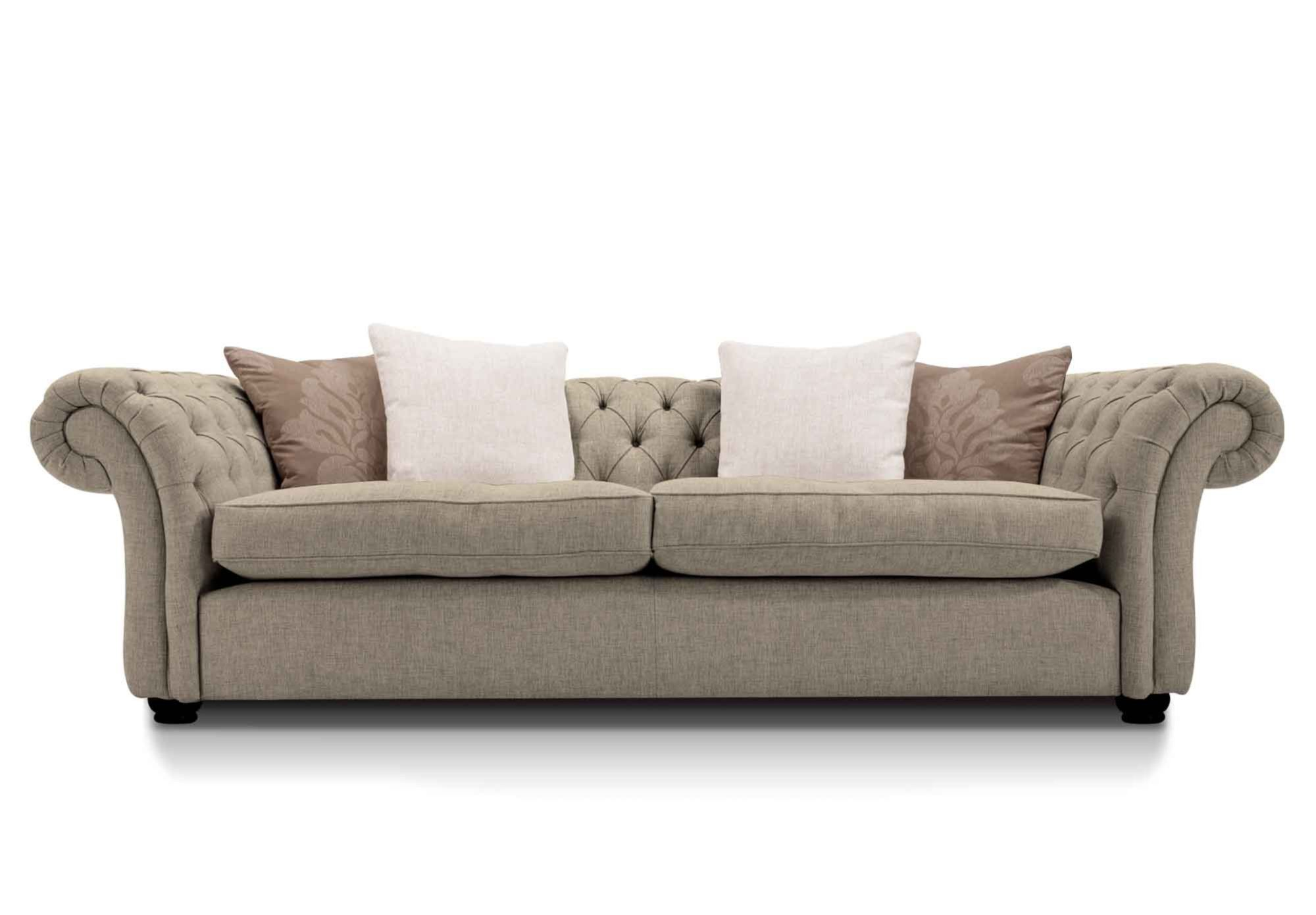 3 seater sofa langham living room furniture sofas for Furniture village sofa