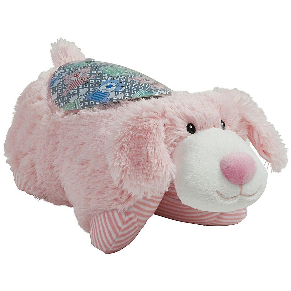 Pillow Pets My First Pink Puppy Sleeptime Lite Night Light Pillow