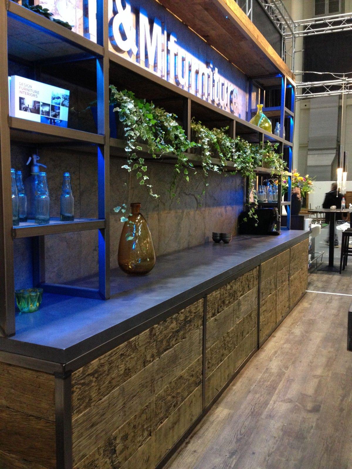 30 - Industrie-Design-Bar Theke - ZÜBEHOR - Gastronomiemöbel und ...