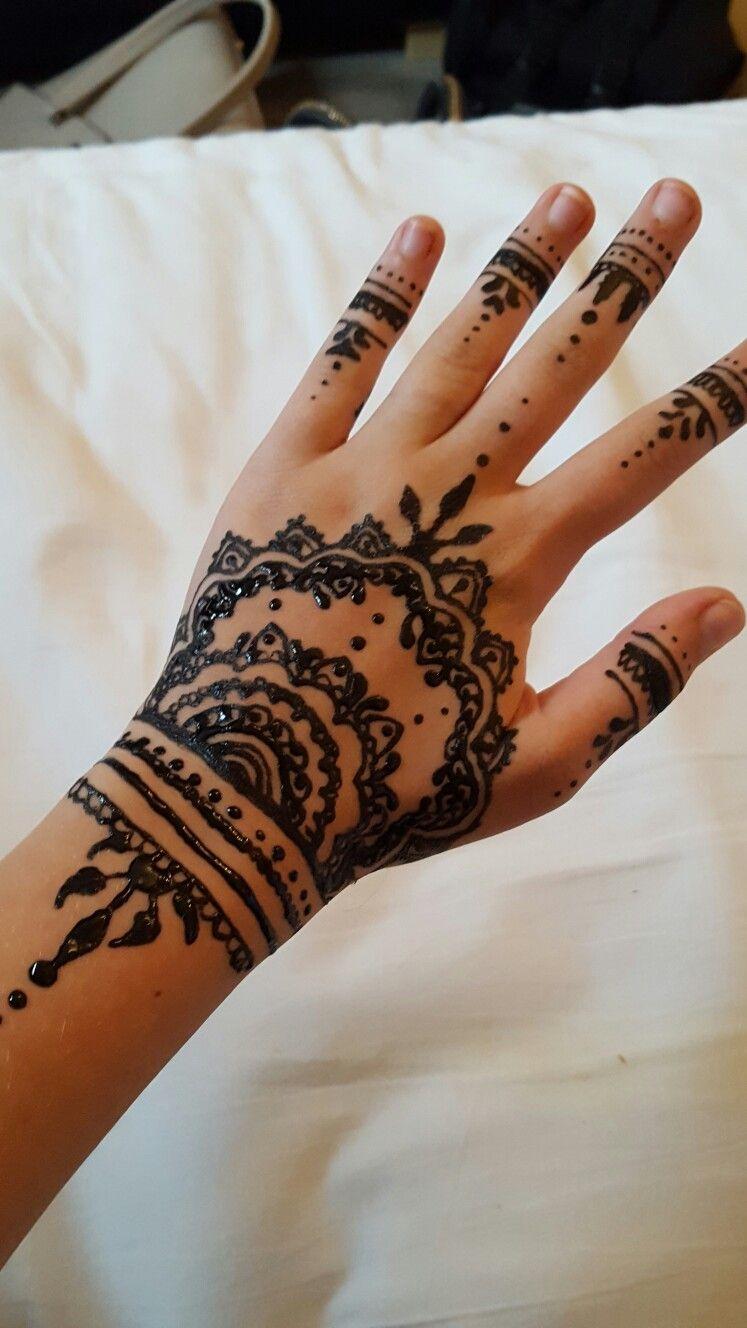 Henna diy