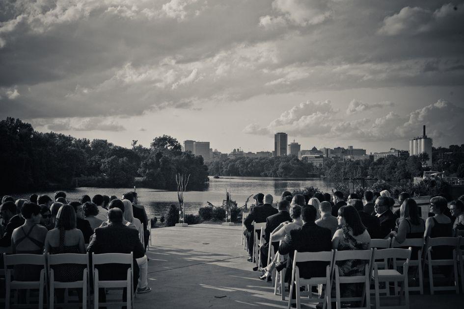 Wedding at The Boathouse at Rocketts Landing // { JLP } Linkowitz Photography