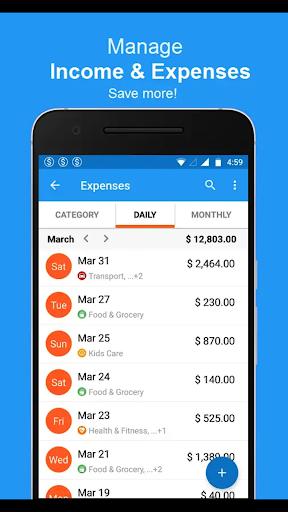 Pin by Timely Bills on timelybills Bill reminder app
