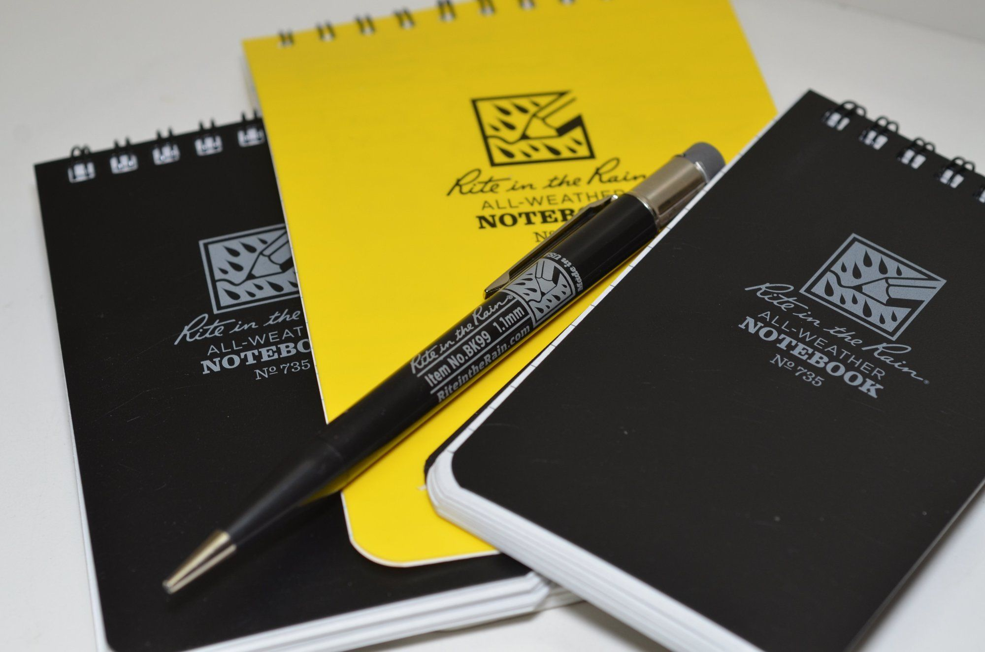 Rite In The Rain Notepads Targets Defying Mother Nature The