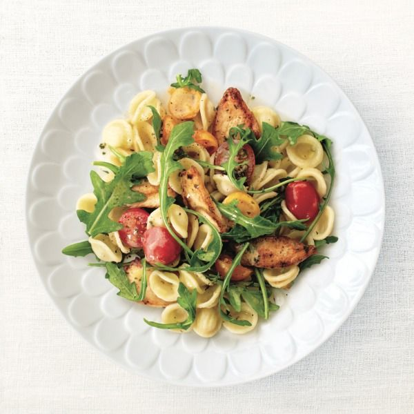 7 Simple Rules For Making Healthy Pasta