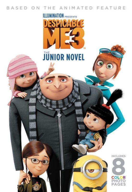 Watch And Download DESPICABLE ME 3 Free 1080 px | Cartoooon