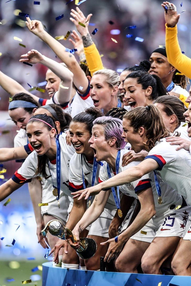 Oprah, Leslie Jones, and More Celebs Celebrate the USWNT's Record-Setting World Cup Win