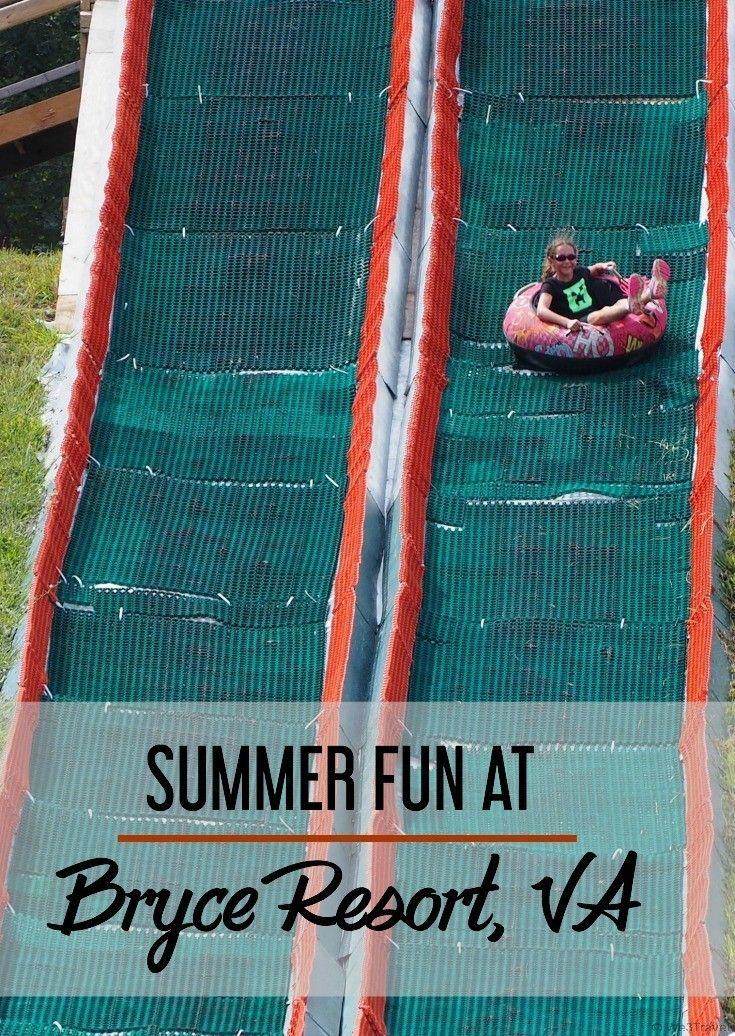 Bryce Resort Zipline And Summer Fun