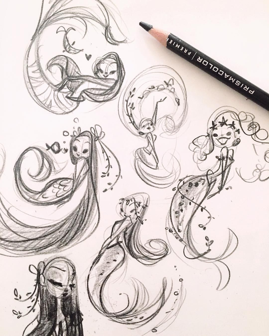 some rough concepts mythical mermaids show this weekend