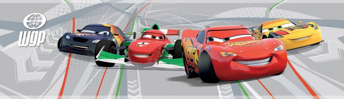 DISNEY Bordüre »Disney Cars«, Disney, Großartiges Feature