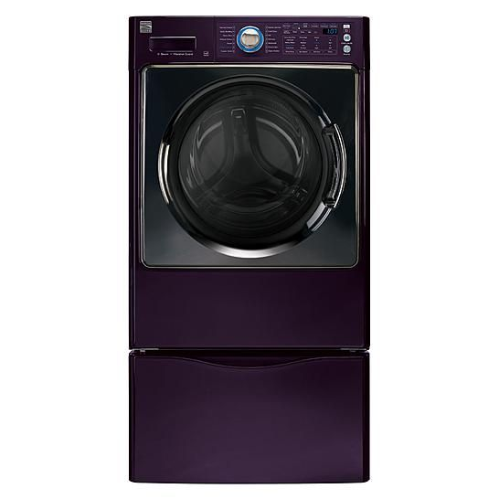 Sears Kenmore Elite 43 Cu Ft Steam Front Load Washer W