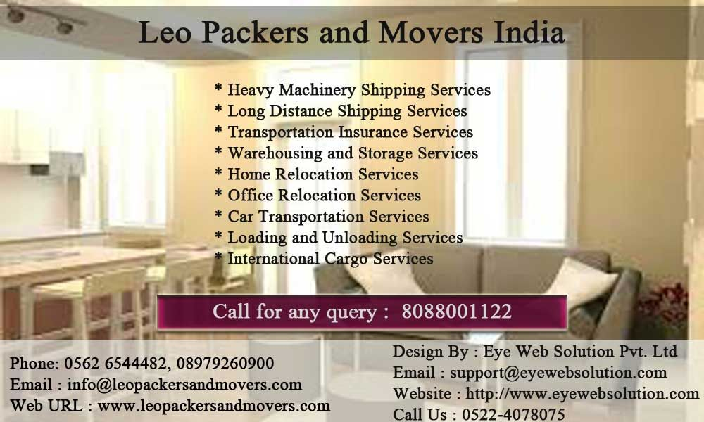 Leo Packers and Movers is a Standard Quality of logistices