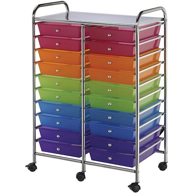 Buy Storage carts with drawers from Overstockcom for everyday