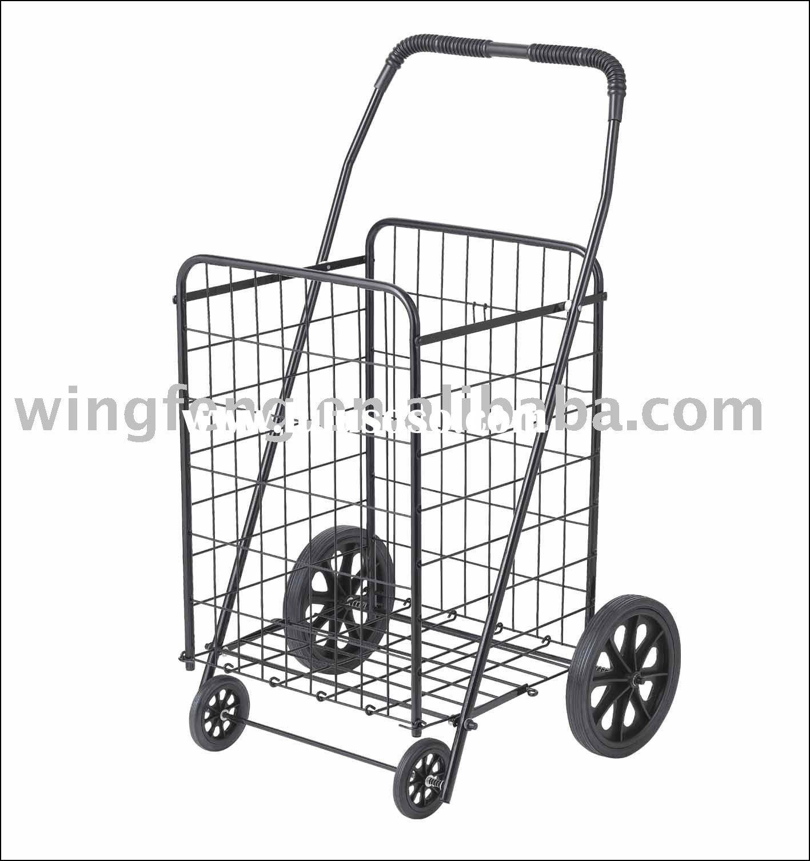 Bon Portable Cart With Wheels
