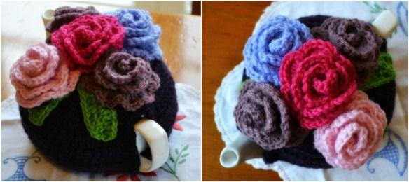 Crochet tea cosy pattern… finally!