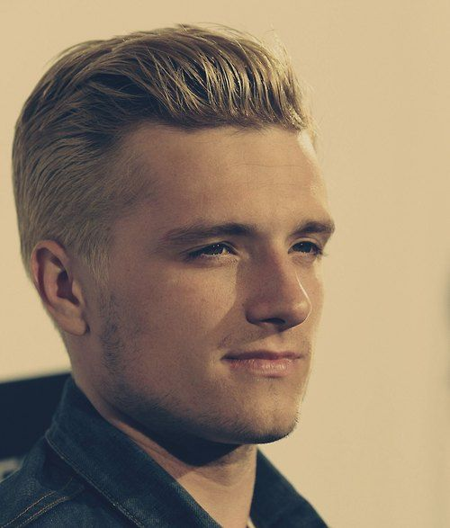 Oh When Did You Grow Up Blonde Guys Josh Hutcherson