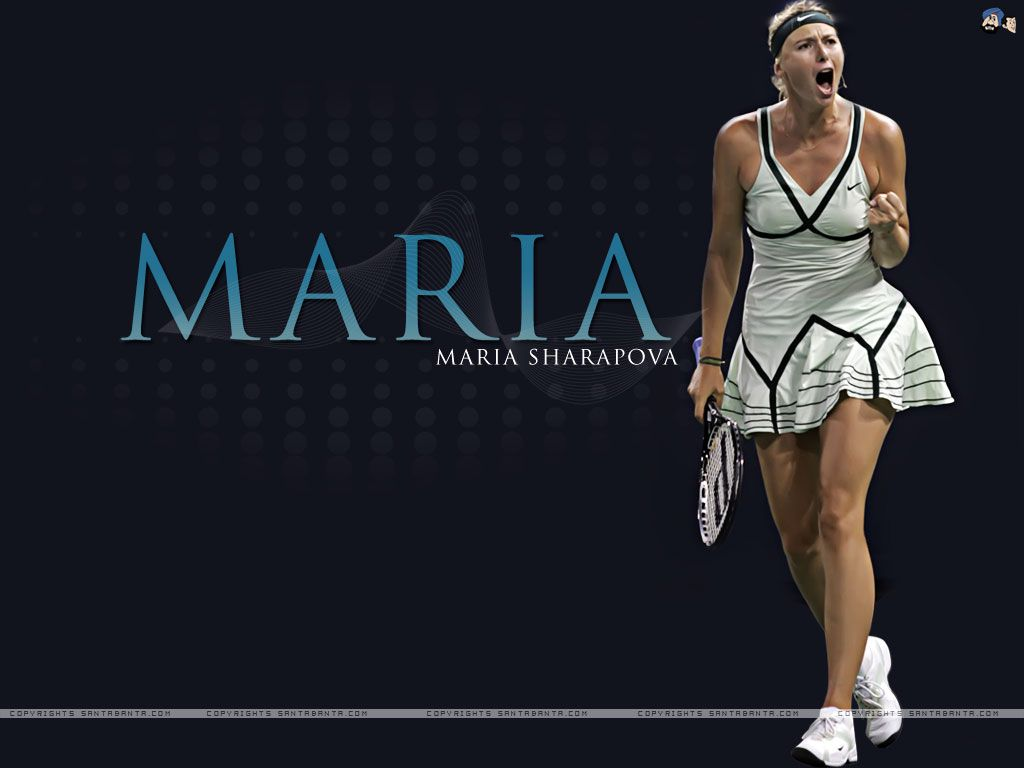 maria sharapova tennis princess 1024×768 maria sharapova wallpapers
