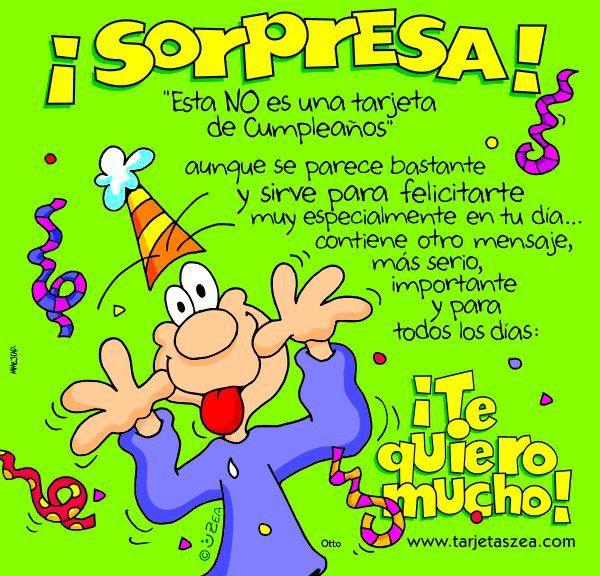 cumpleaños on Pinterest | Dios, Te Quiero and Happy Birthday