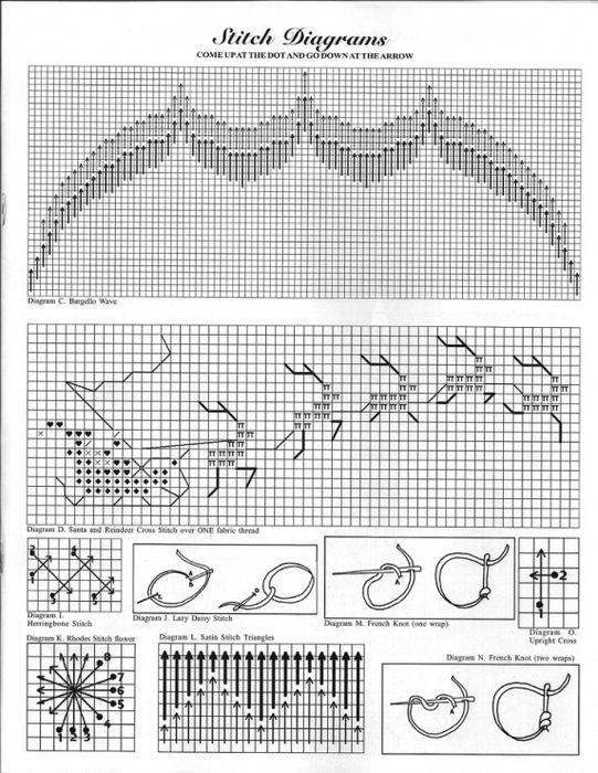 Gallery.ru / Фото #60 - Victoria Sampler Gingerbread Stitching - asdfgh2