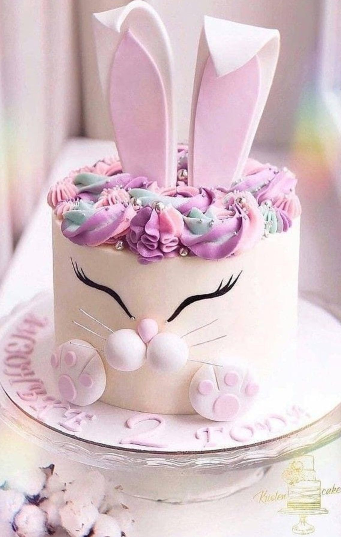 40 Best Easter Cake Ideas That Are Easy To Recreate In 2021 Easter Cake Designs Easter Bunny Cake Bunny Birthday Cake