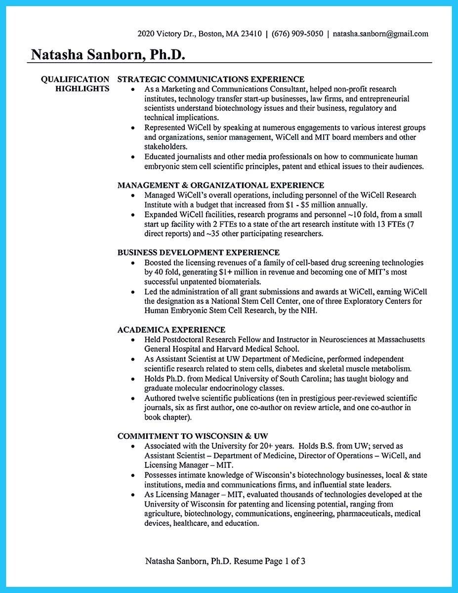 Cool Marvelous Things To Write Best Business Development Manager Resume