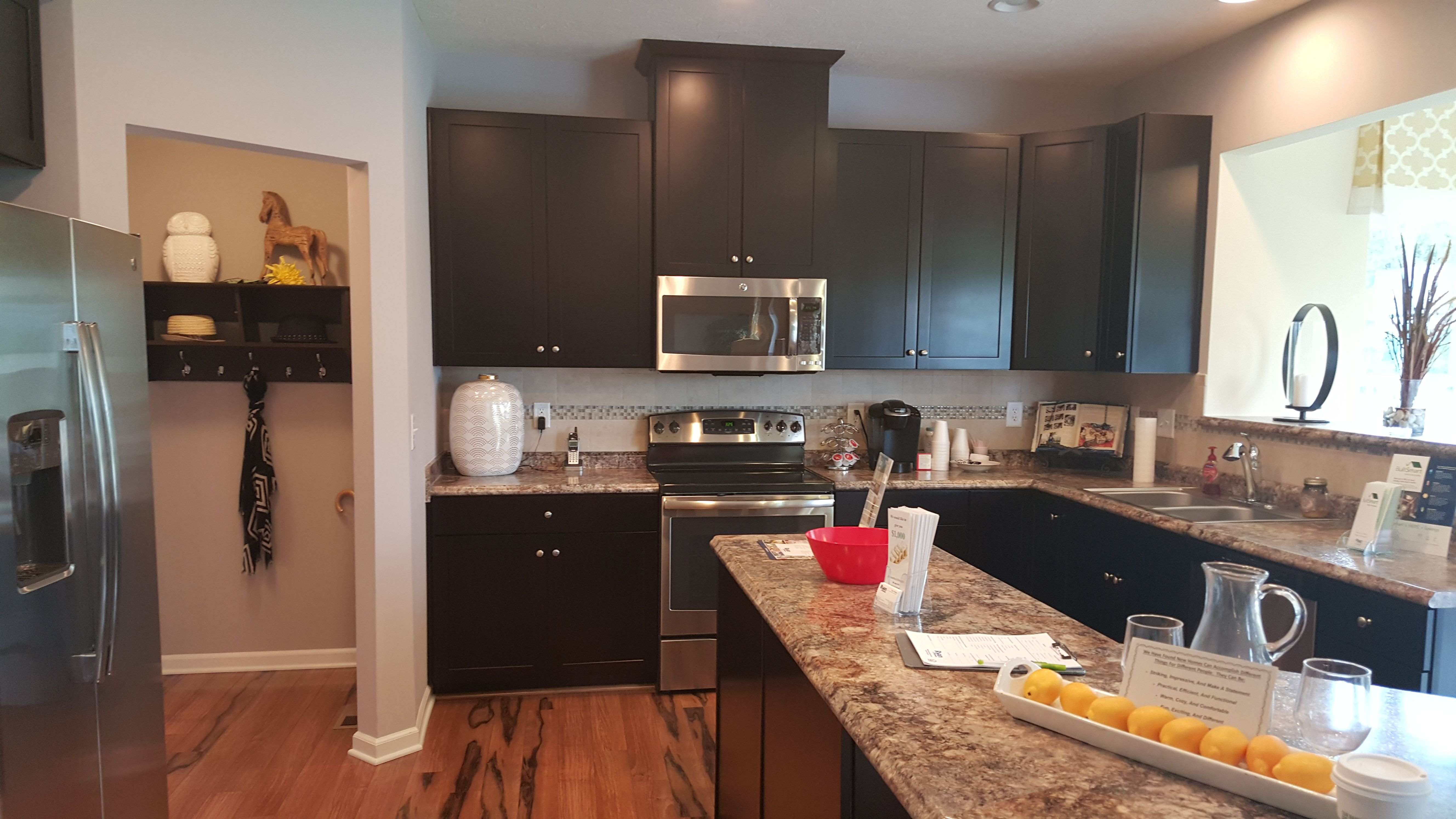 Ryan Homes Venice Model Kitchen
