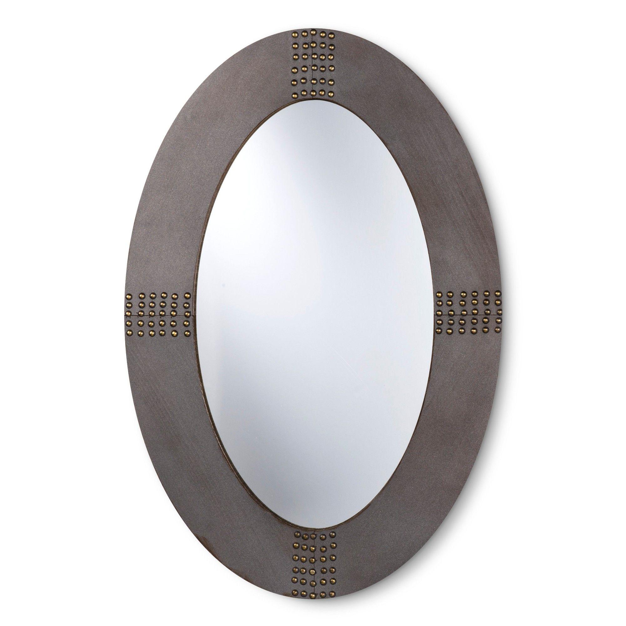 Target Large Circle Mirror