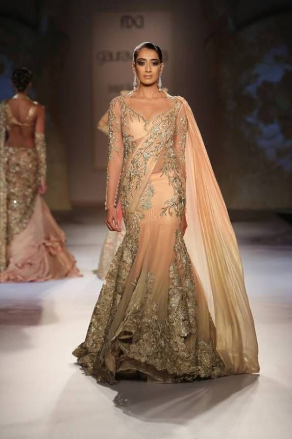 Indian Couture Week Bridal Looks Part 2 Reception Outfits