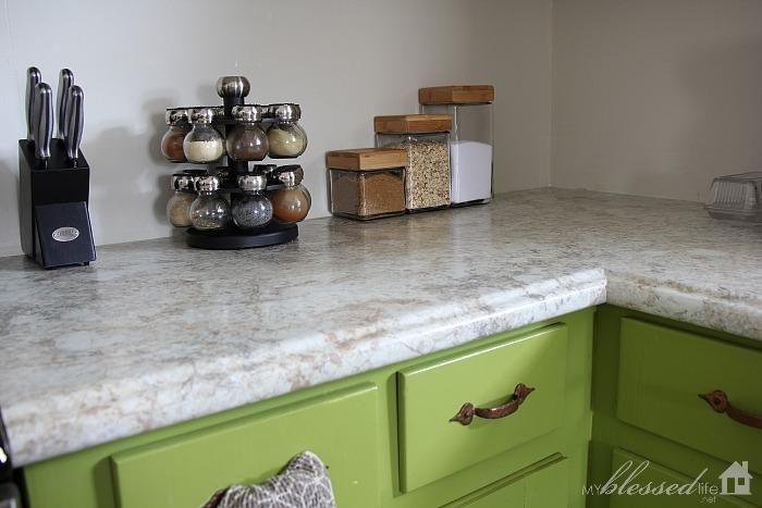 Beautiful Laminate Countertop With Undermount Sink My Blessed