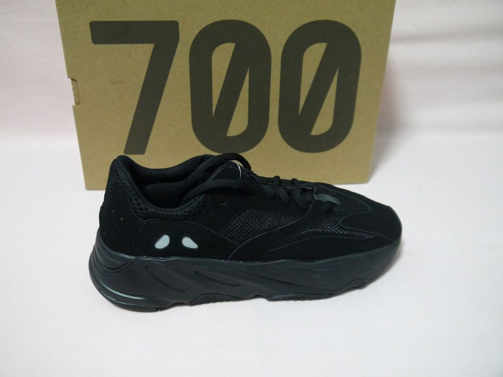 fc4758e7 Size 8 Adidas Yeezy Boost 700 Wave Runner Triple Black Athletic Shoes B75573  #fashion #clothing #shoes #accessories #mensshoes #athleticshoes (ebay link)