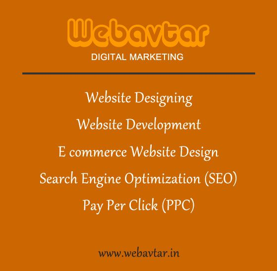 Webavtar Technology is a digital agency focusing on providing web design/development services to small to medium size companies and non-profits.