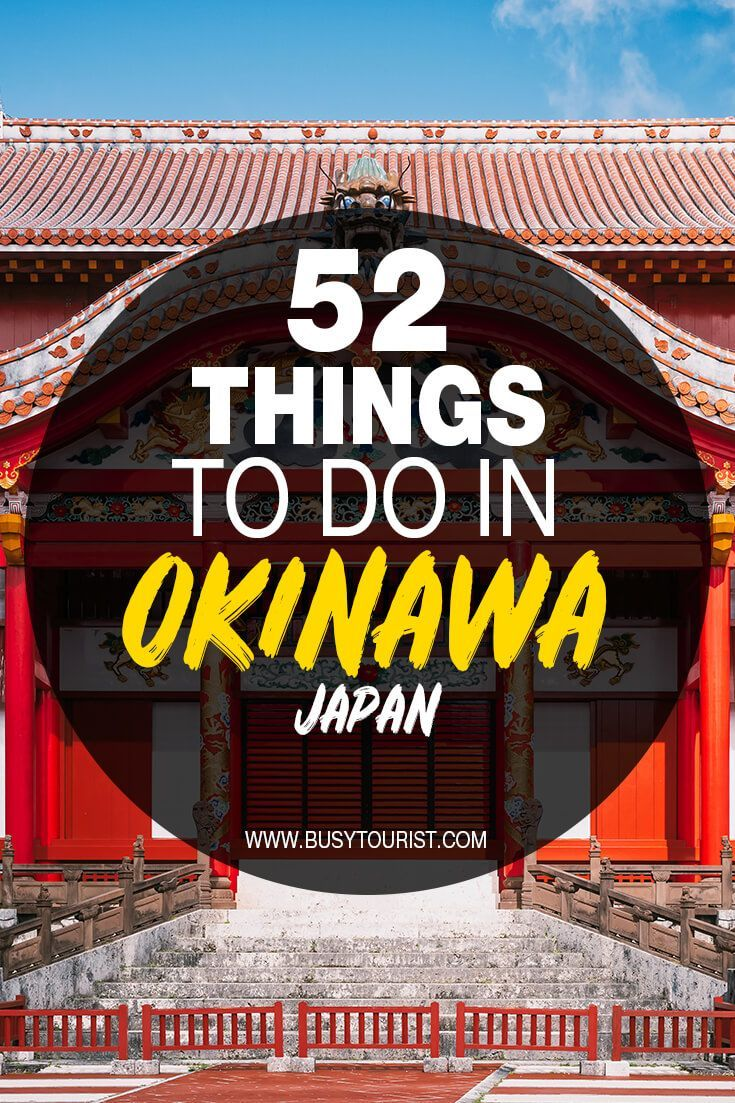 Traveling to Okinawa, Japan and wondering what to do there? This travel guide will show you the best attractions, top activities, places to visit & fun things to do in Okinawa. Start planning your itinerary and bucket list now! #okinawa #japan #thingstodoinokinawa #japantravel #traveljapan #japantravelcities #japanitinerary #japantravelbucketlists #japanbucketlist #thingstodoinjapan