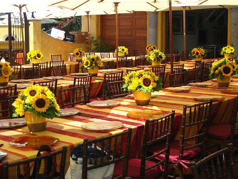 70 Silk Sunflowers   eFavorMart