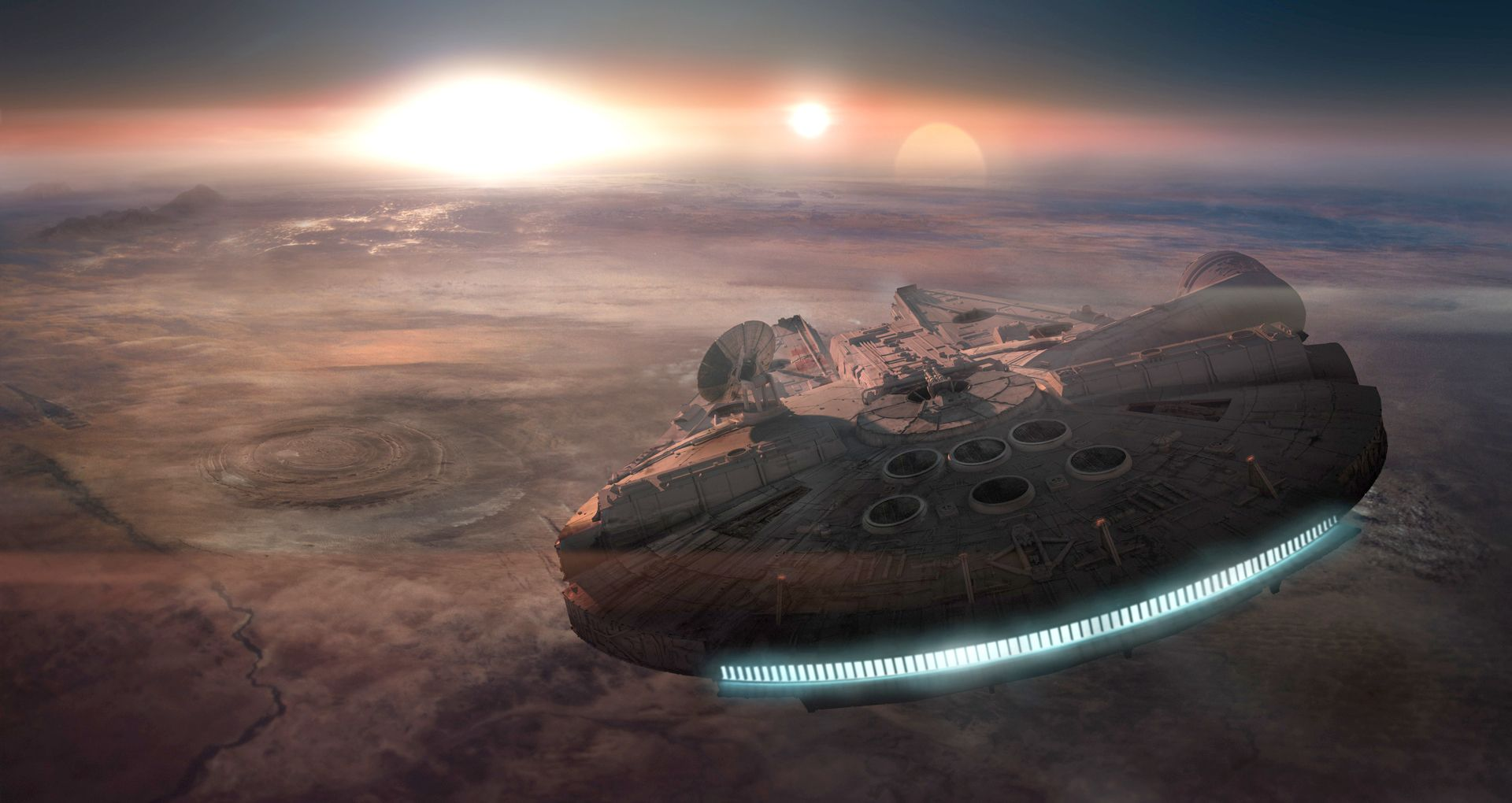 Millenium Falconhttps I Redd It 9dcjeyx0mvh21 Jpg Star Wars Wallpaper Star Wars Episode Vii Star Wars 7