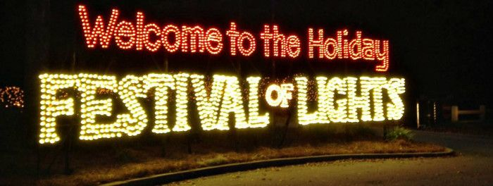 James Island Lights Prepossessing 11 Holiday Light Festivals In South Carolina You Won't Want To Miss Inspiration Design