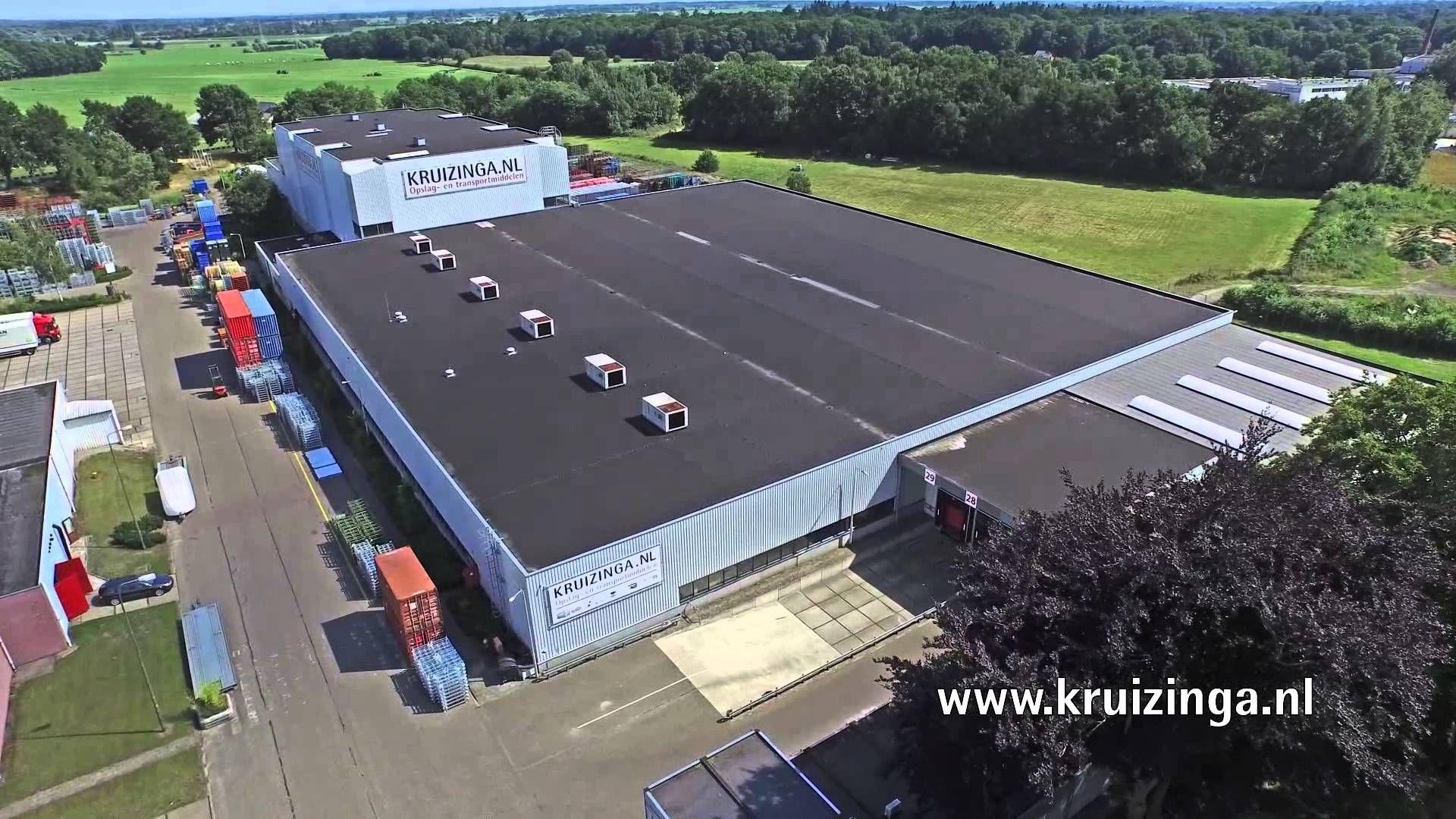 Kruizinga.nl vanuit de lucht