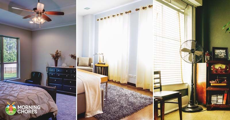 33 Simple Tips On How To Cool Down A Room Without Ac Room Bedroom Decor Diy Bedroom Storage
