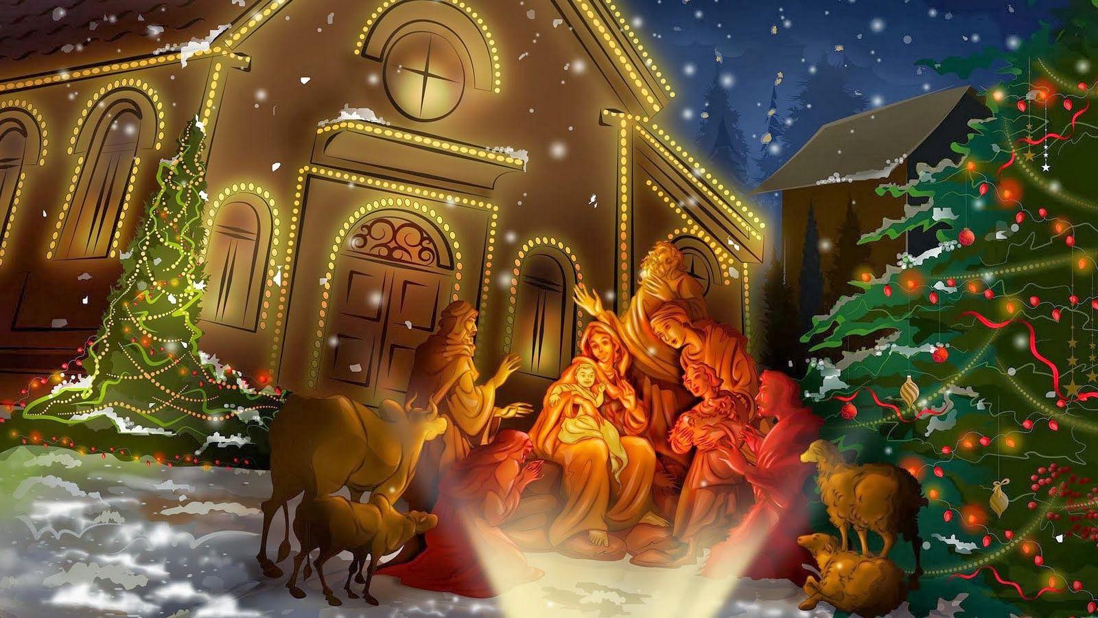 Fondos Navidad Animados: Fondos Navideños Animados En Hd Gratis 20 HD Wallpapers