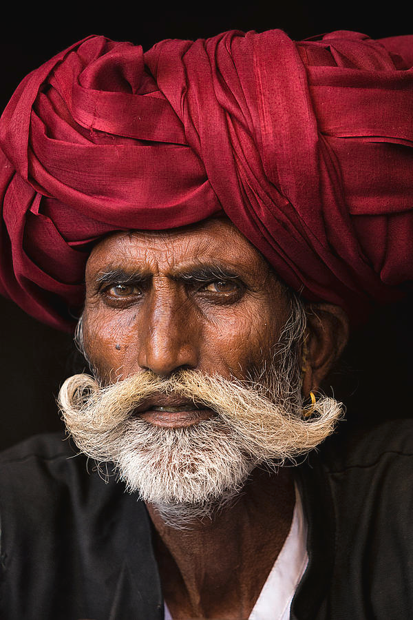 Man From Rajasthan By Haitham Al Farsi In 2021 Face Photography Portrait Photography Women Portrait Photography Men