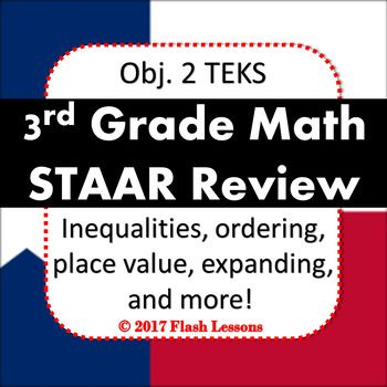 3rd Grade Math Staar Review Objective 2 Expanded Form Math And