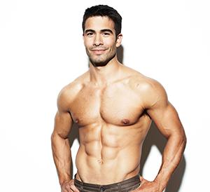 Hugo Gemal: ER doctor, Men's Health Australia cover model