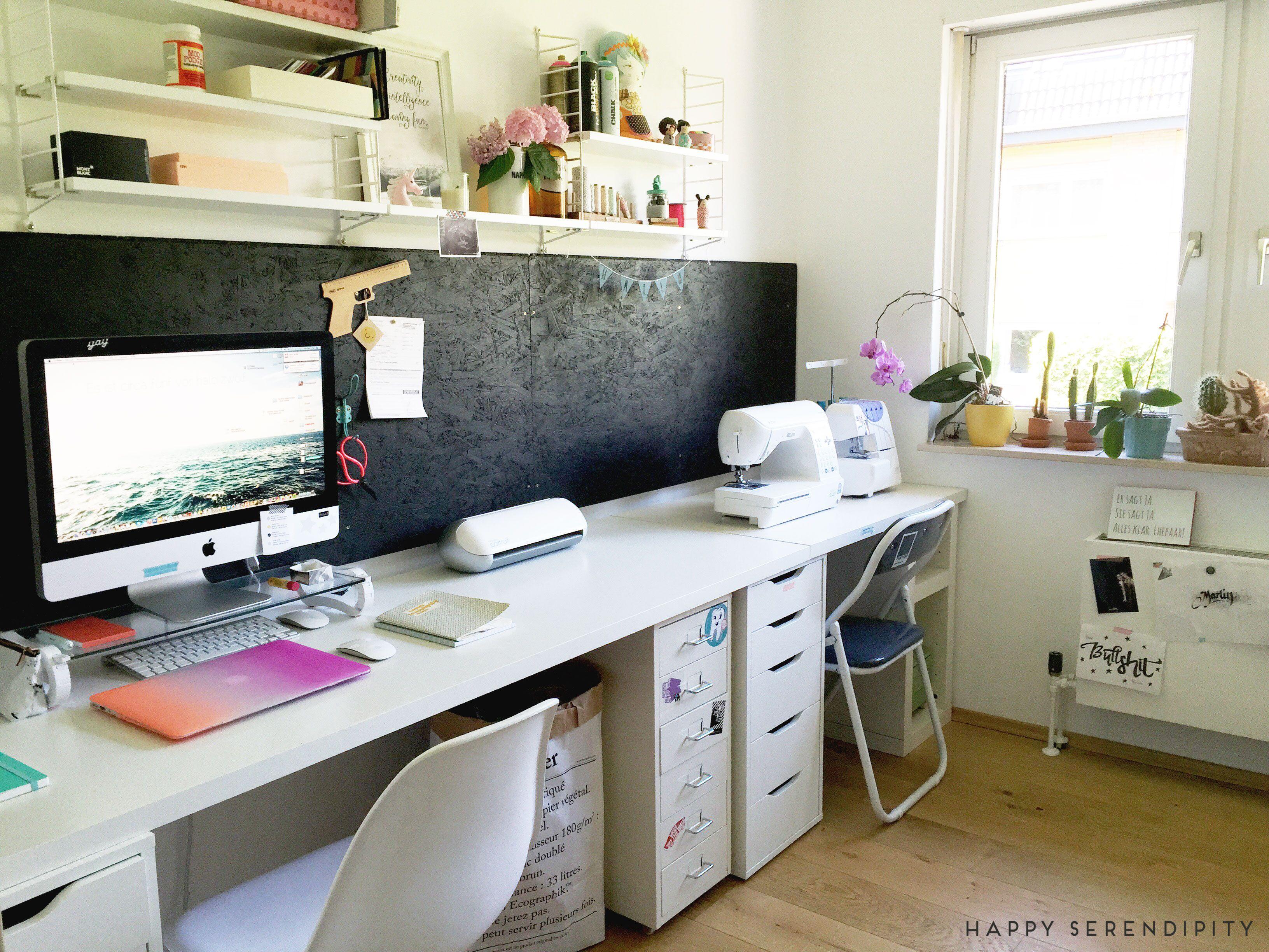 mein neues arbeitszimmer