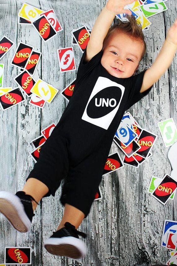 UNO My First Birthday Custom Baby Bib