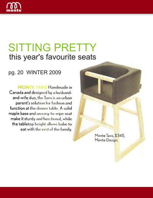 Monte Design Buzz   Press And Online Media Coverage. Glider ChairModern Kids  ...