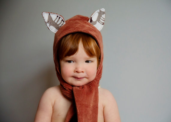Adults and children alike will fall in love with this cute accessory for the cooler weather - especially those who love to live on the wild side :)