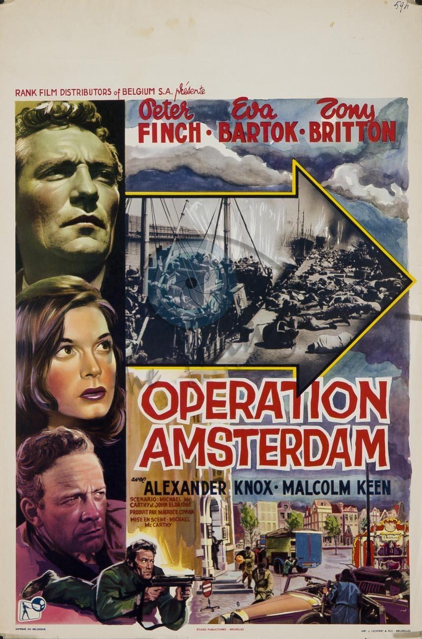 Operation Amsterdam (1958)