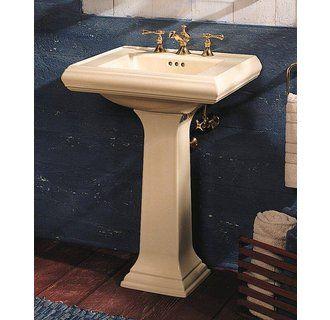 Kohler K 2238 8 Pedestal Sink Sink Faucet