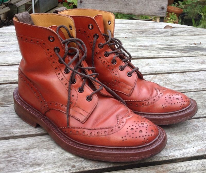 I Own These Same Pair Of Tricker S Stow Country Boots