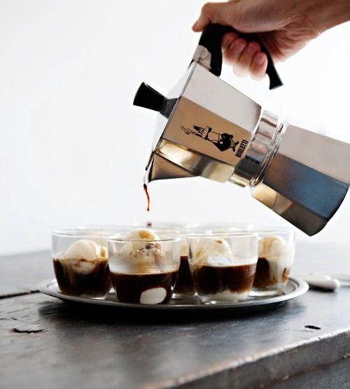 Coffee float